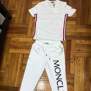 Moncler Tracksuit - hoodie - sweetshirt
